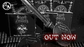 Nazarene Decomposing - Burn The Crucified Whore CD OUT NOW!
